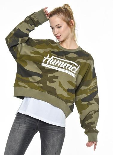Hummel Sweatshirt Haki